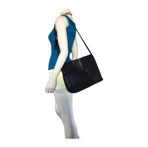 Vintage Leather Bag by Liz Claiborne